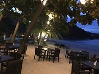 Koh Phangan (restaurant voor ons resort)