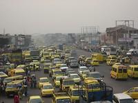 Straatbeeld Kinshasa 2