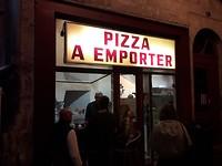 Pizza voor onderweg