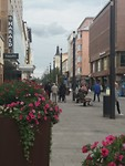 Winkelstraat Oulu