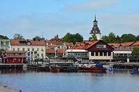 Västervik - ydillisch kuststadje