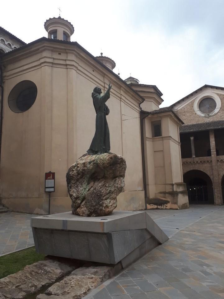 Franciscus in Rieti