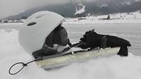 Weissenssee schaatsen 10 februari 2017