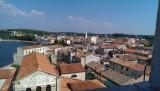 Uitzicht klokkentoren