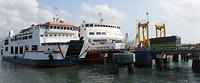 Ferry van Sumbawa naar Flores