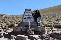 Purmamarca - Salinas Grandes route
