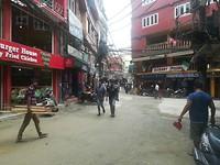 Straten van Kathmandu