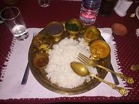 Nepalees diner