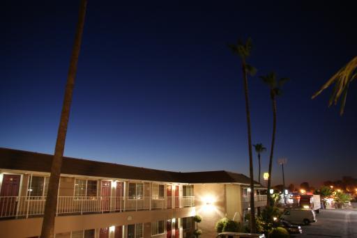 Sunset Fresno