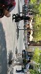 Bandje en dansers Plaza 9de Julio in Salta