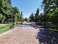 Plaza España, Mendoza