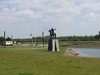 De kozak van de kozakkenhaven!