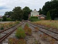 Spoorlijnen Werlte