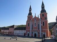 Basiliek en Klooster Prüm.