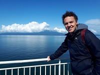 Op de Ferry naar Vancouver island