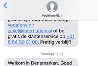 Welkom in Denemarken