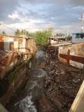 Kibera: een sloppenwijk in Nairobi