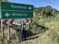 Wonen in Wildernis en studeren in Rondevlei