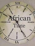 Afrikaanse tijd