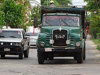 Pilar - truck