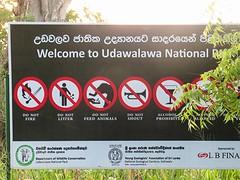 Sri Lanka dag 16s