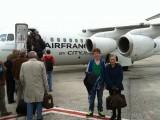 Dit kleine vliegtuig brengt ons naar Zagreb