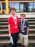 Matthijs en Luke