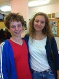 Matthijs & zijn secret penfriend Ela