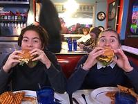 burger stardust