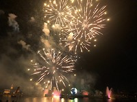 firework epcot