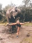 olifanten yoga