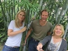 Hanging in the bambooooo