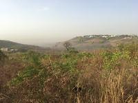 De heuvels rondom Bamako