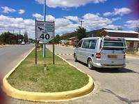 Reisdag aan de Ruta 40