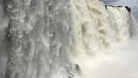 Waterval aan de Braziliaanse kant