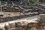 straten in Kafarnaüm tijd van Jezus