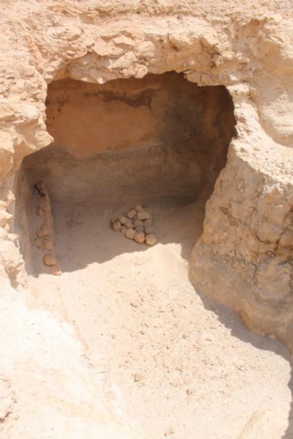 cisterne van masada