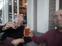 biertje met Ad