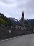 DIE Landecker Kirche und Schloss Landeck