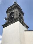 kerktoren in Fonsagrada, ik ben er!