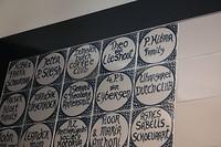 Enkele namen van de eerste emigranten in Foxton, Hibma