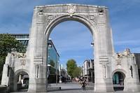 Herdenkings monument voor alle oorlogen