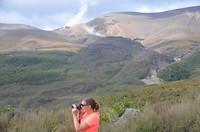 Wandeling naar Mont Tongariro