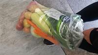 Groente zak