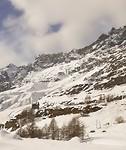 16 afdaling naar Breuil Cervinia