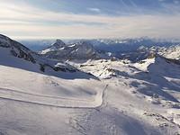 12 Plateau Rosa op 3458 meter