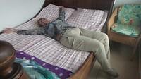 Eerste overnachting in een Kajuitbed voor twee personen in Winsum