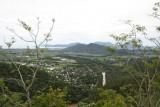 Cairns vanaf de bergen