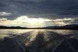 Heel vroeg op pad naar de Doubtful Sound