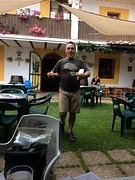 Juan met de varkensoortjes
